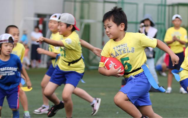 フットボール フラッグ